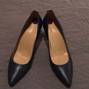 Navy blue Michael Kors Dress Shoes! Never worn.